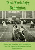 Think - Watch - Enjoy Badminton 1